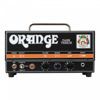 Orange DA15H Dark Terror Guitar Valve Head