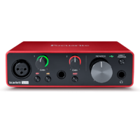 Focusrite Solo Gen 3 2 in/2 out USB Audio Interface