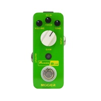 Moore Rumble Drive Overdrive Pedal