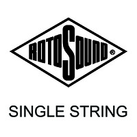 Rotosound Rnp011 Plain Steel   Single String