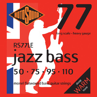 Rotosound RS77LE Jazz Bass 77  Long Scale Heavy 50-110 Monel