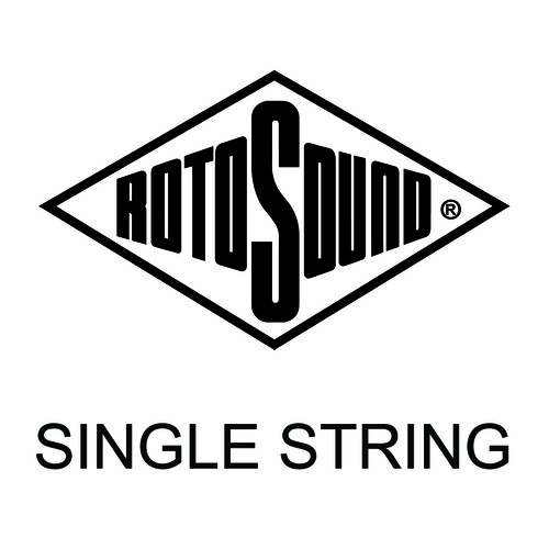 Rotosound Rsbl080 Single Bass Stainless String .080